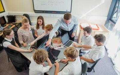 Das digitale Klassenzimmer: Fluch, Segen oder ganz einfach Realität?